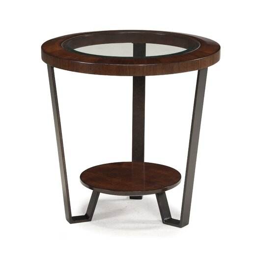 Magnussen Furniture Quasar End Table