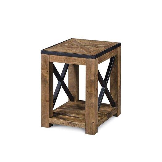 Magnussen Furniture Penderton Chairside Table