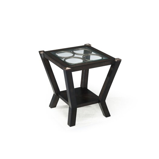 Magnussen Furniture Olvera End Table