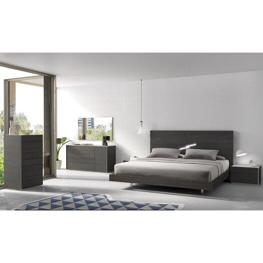 Faro Panel Bed