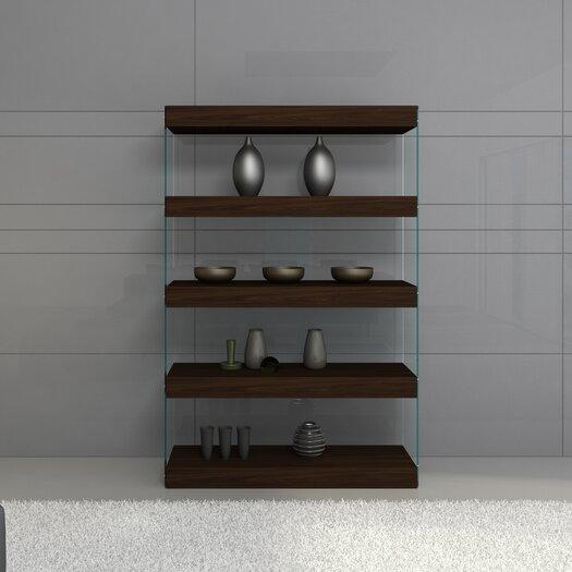 Float 5 Shelf Curio Unit