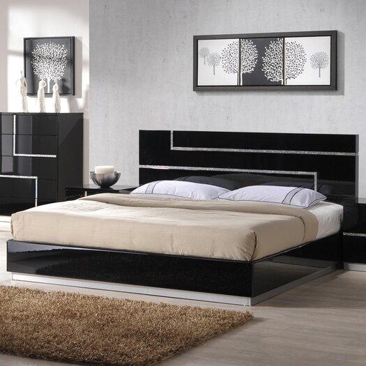 Lucca Platform Bed