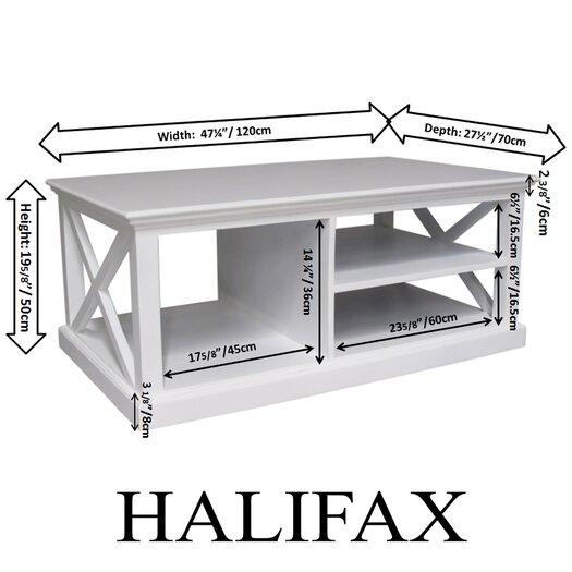 Infinita Corporation Halifax Coffee Table