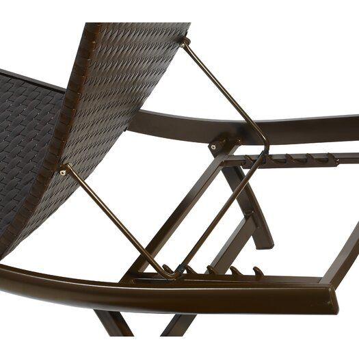 Infinita Corporation Titan Sun Lounger Chaise Lounge