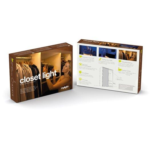 Infinita Corporation Mylight.Me LED Ambient Closet Light Kit