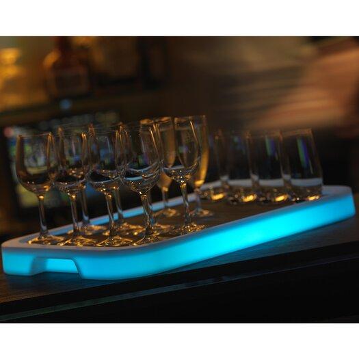 Infinita Corporation Imagilights LED Tron Rectangular Serving Tray