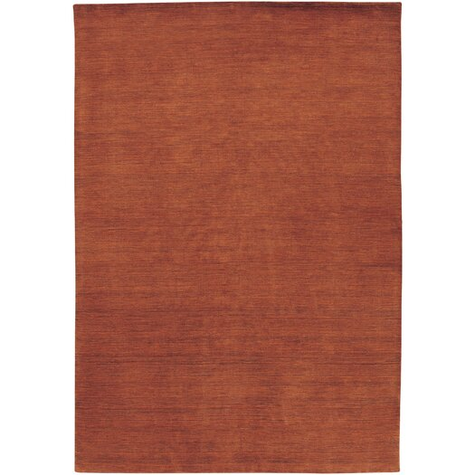 Couristan Mystique Aura/Burnished Rust Area Rug