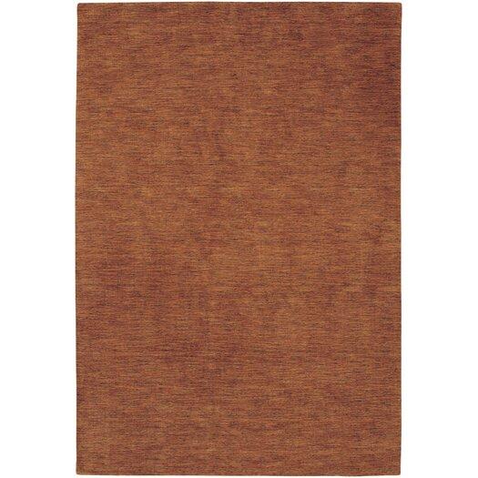 Couristan Mystique Aura/Rustic Clay Area Rug