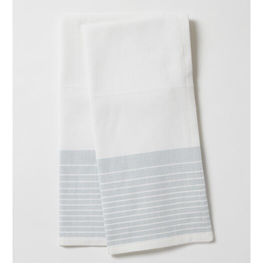 Coyuchi Diamond Stripe Kitchen Towel Set