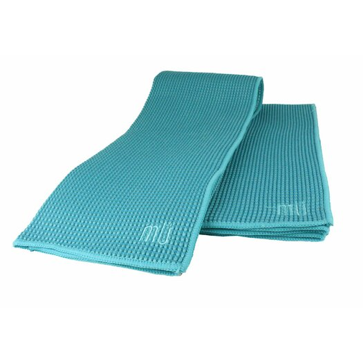 MU Kitchen MUmodern Dish Towel in Sea Blue