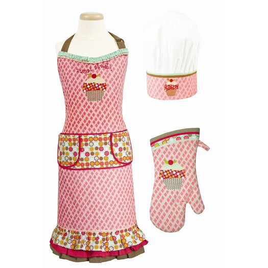 MU Kitchen Minimu Three Piece Mini MU Sweet Stuff Set