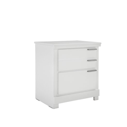 Standard Furniture Metropolitan 2 Drawer Nightstand