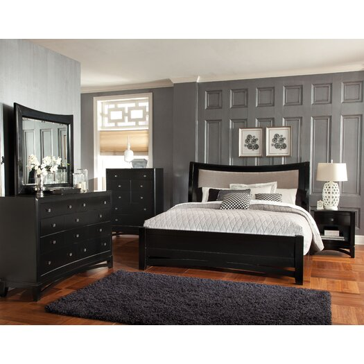 Standard Furniture Memphis Rectangular Dresser Mirror
