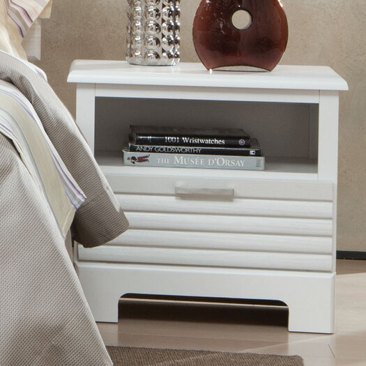 Standard Furniture Action 1 Drawer Nightstand
