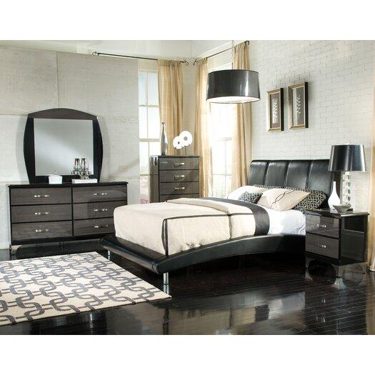 Standard Furniture Moderno Platform Bed