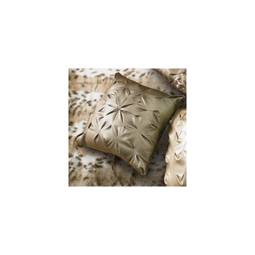 Wildcat Territory Metallica Venus Ruching Decorative Pillow