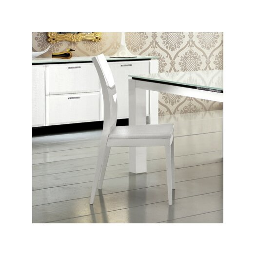 Rossetto USA Diamond Side Chair