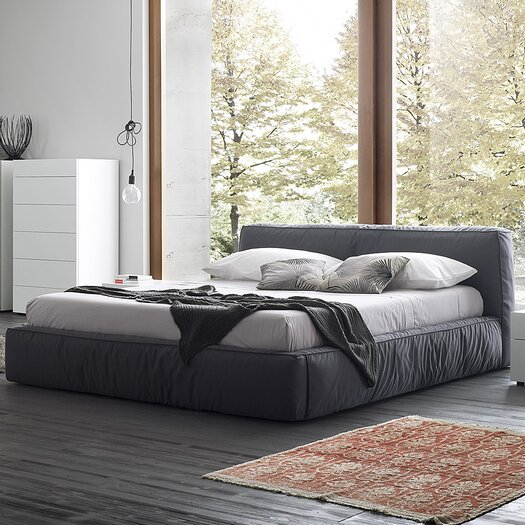 Rossetto USA Twist Platform Bed