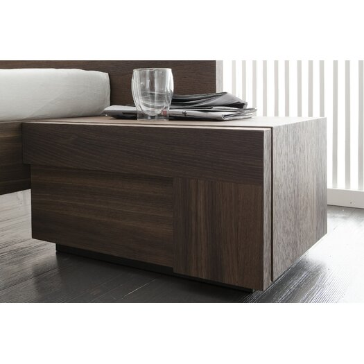 Rossetto USA Air 1 Drawer Left Door Nightstand