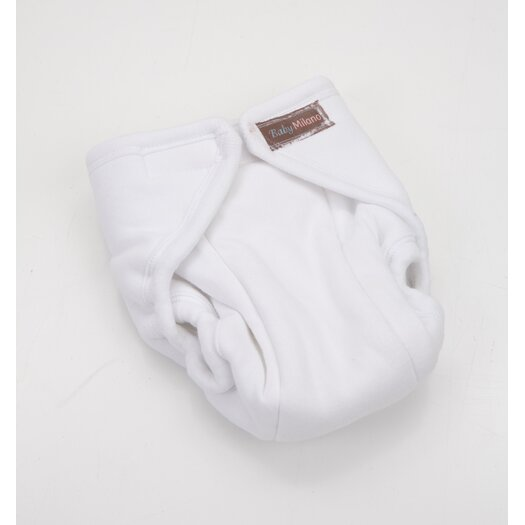 Mom Innovations Fitted Cloth Diaper