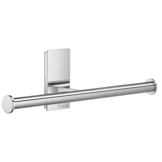 Smedbo Wall Mounted Spare Double Toilet Paper Holder