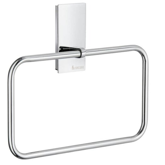 Smedbo Pool Wall Mounted Towel Ring