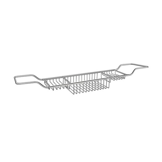 Smedbo Sideline Adjustable Bath Rack