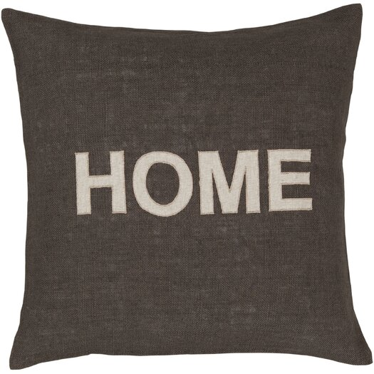 Surya Hot Home Throw Pillow