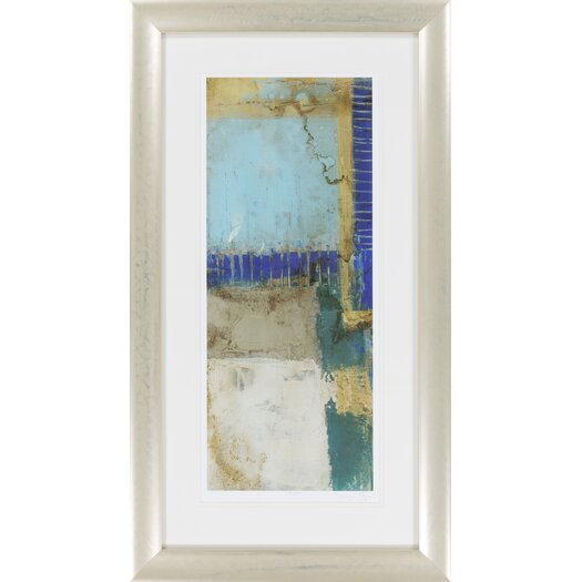 Surya Waterfall II by Vision Studio Framed Graphic Art