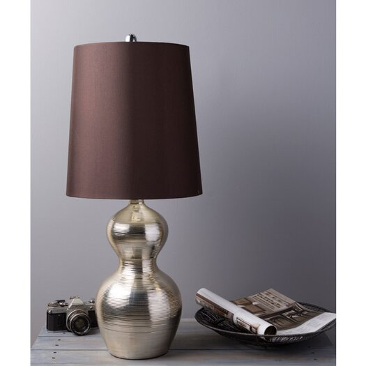 "Surya Macon 30"" H Table Lamp with Empire Shade"