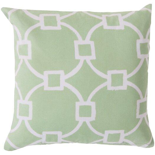 Surya Glamorously Geometric Pillow