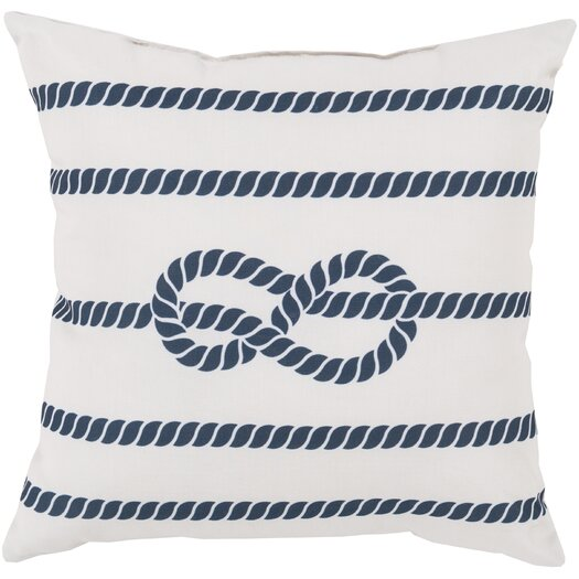 Surya Knotted with Grace Pillow