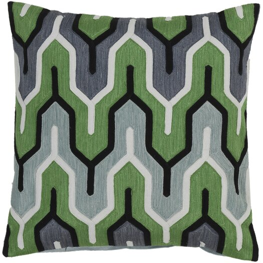 Surya Retro Modern Pillow