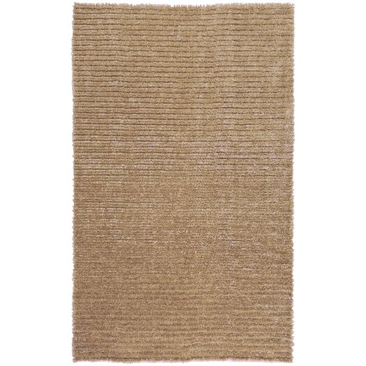 Surya Harvest Champagne Brown/Tan Solid Rug