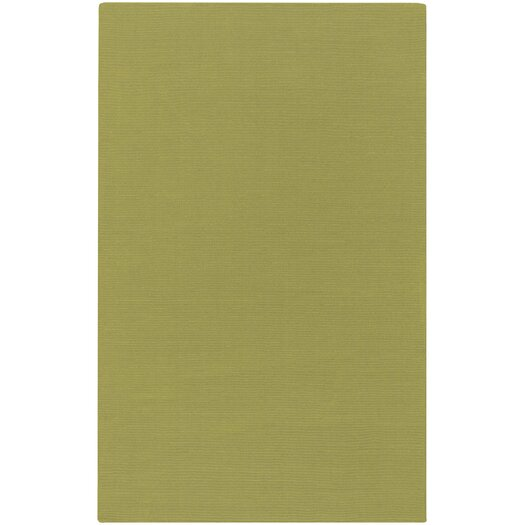 Surya Mystique Lime Green Area Rug