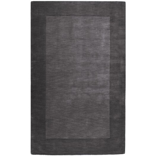 Surya Mystique Charcoal Area Rug