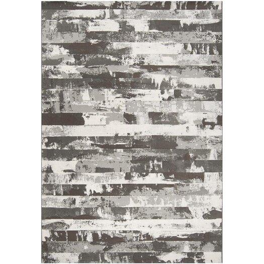 Surya Contempo Gray Stripes Rug