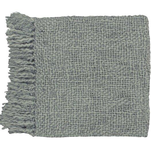 Surya Tobias Throw Blanket