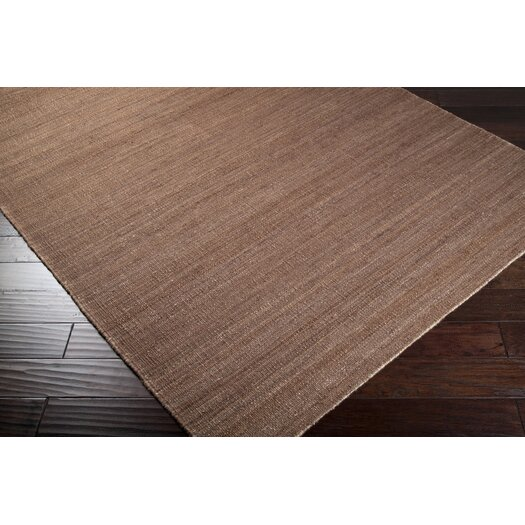 Surya Bermuda Brown Area Rug