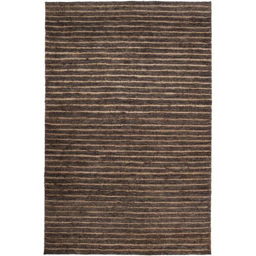 Surya Dominican Black Olive/Blond Area Rug