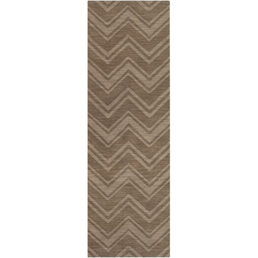 Surya Mystique Raw Umber Area Rug