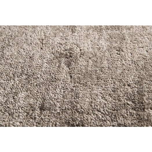 Surya Haize Dark Taupe Solid Area Rug