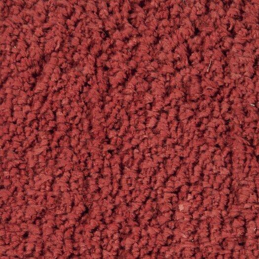 Surya Heaven Rust Red Area Rug
