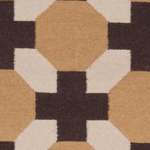 Surya Archive Checked Area Rug