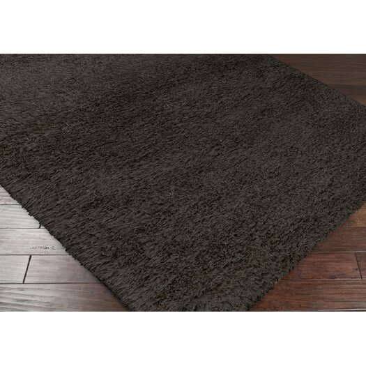 Surya Spider Charcoal Gray Rug