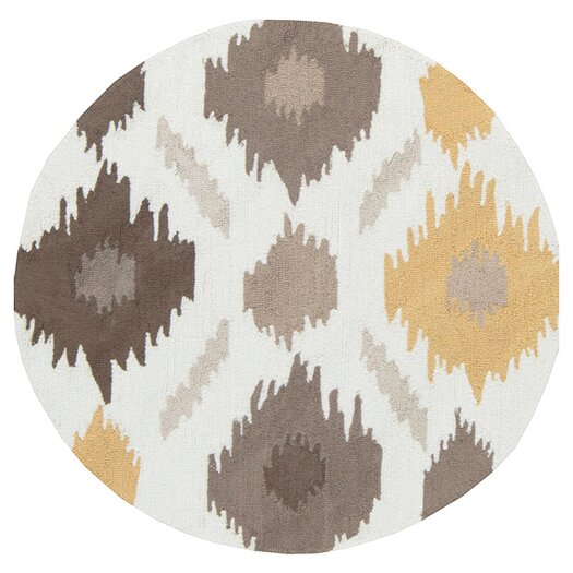 Surya Brentwood Gold Area Rug