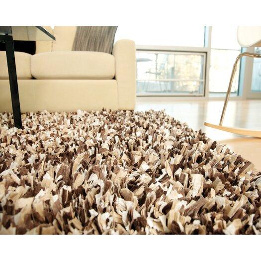 Anji Mountain Paper Shag Confetti Area Rug