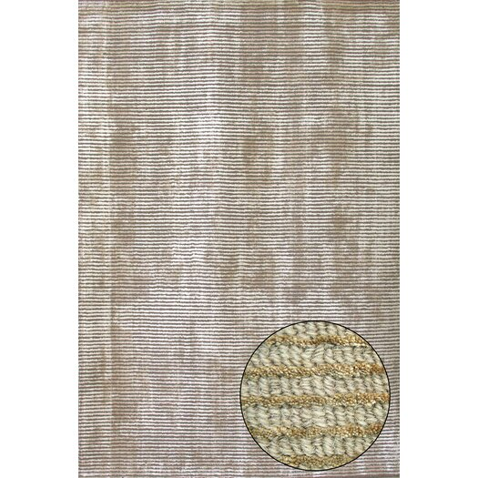 Foreign Accents Urban Journey Oatmeal Rug