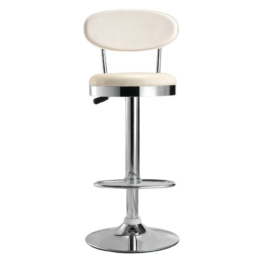 Beer Adjustable Height Bar Stool