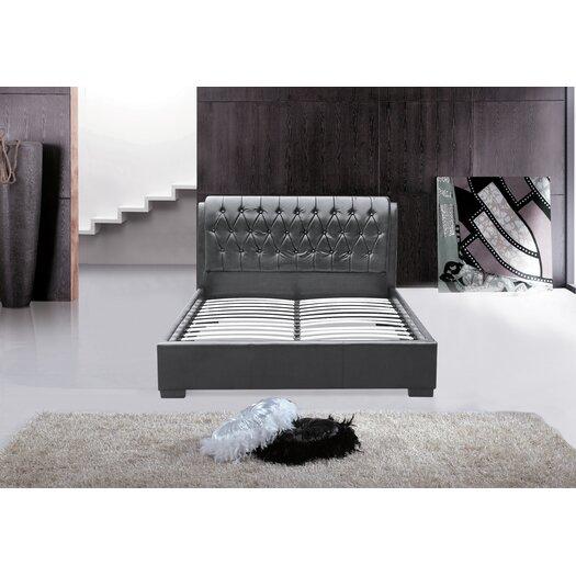 Bianca Queen Platform Bed